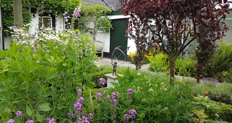 Tuin aan de Rotte