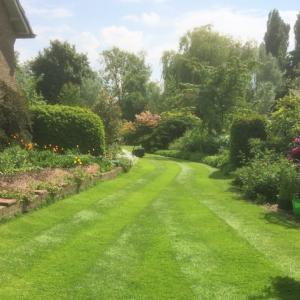Tuin aan de Ringvaartplas